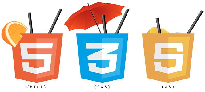 A képhez tartozó alt jellemző üres; html-css-js.png a fájlnév